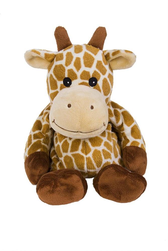 Warmies Magnetron Beddy Bear - Giraf Giraffana