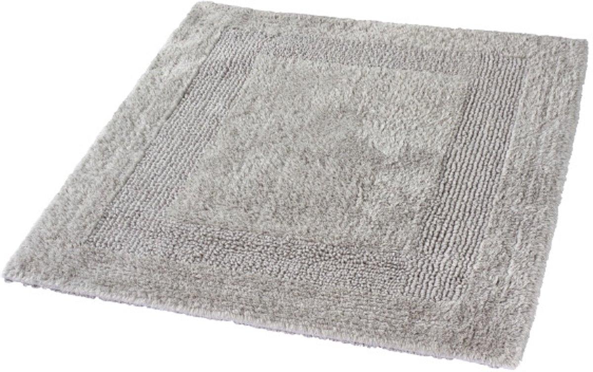 Kleine Wolke - Badmat Arizona zilvergrijs 55x65cm
