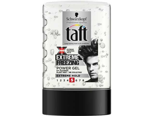 Taft Power Gel Extreme flacon - 300 ml - Gel