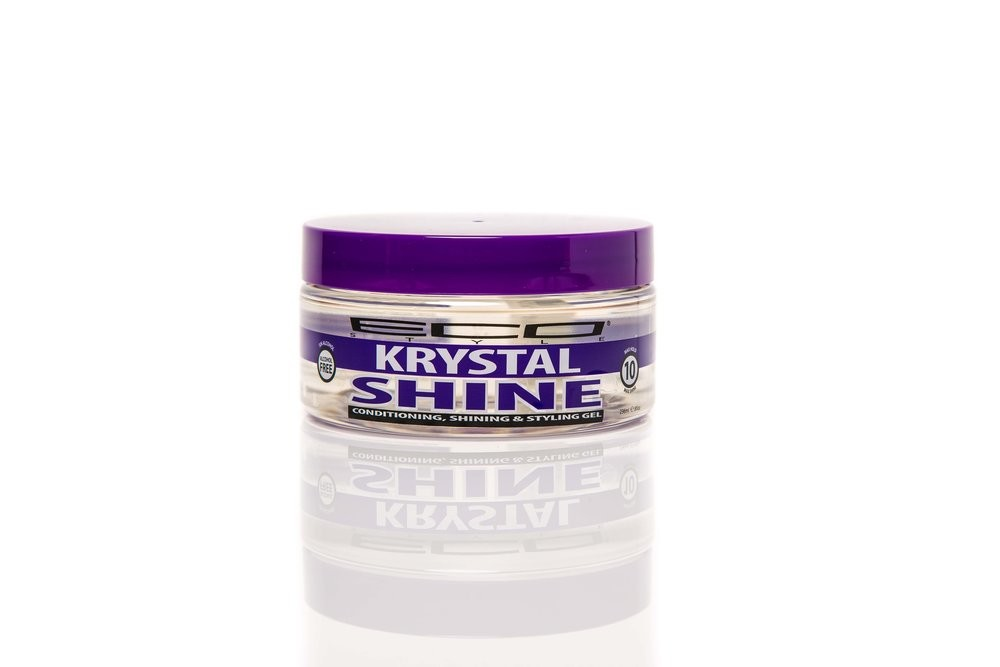 EcoStyler Shine Conditioning Shining Styling Gel Krystal 236ml