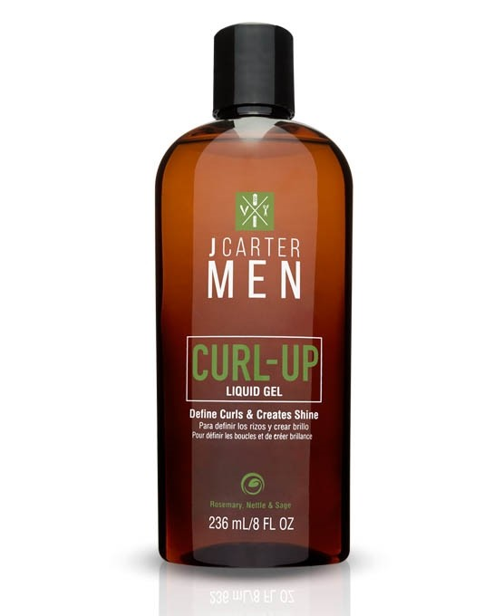 Jane Carter Men Curl-Up Liquid Gel 236 ml