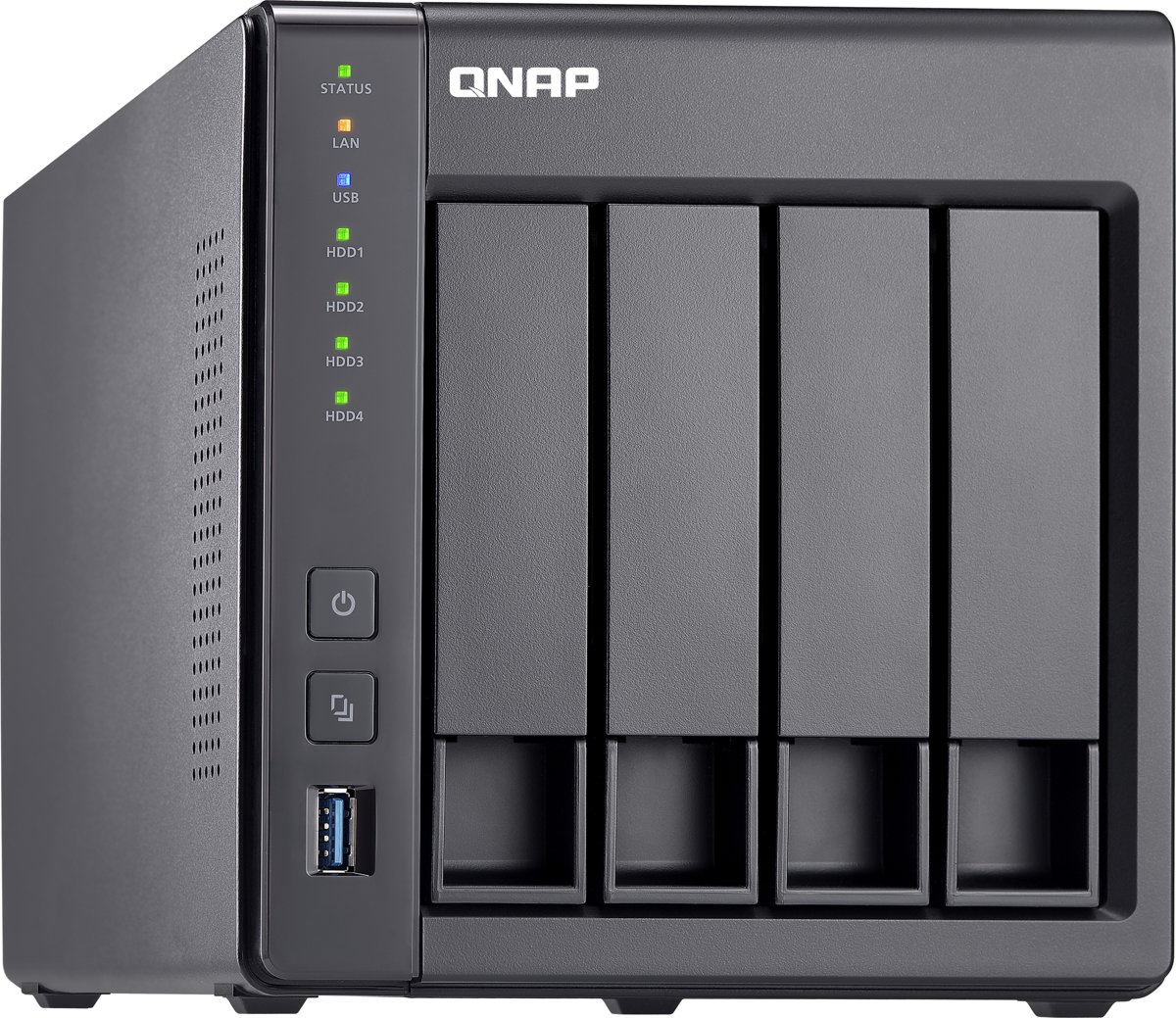 QNAP TS-873-8G NAS-serverbehuizing 8 Bay 2x M.2 slot