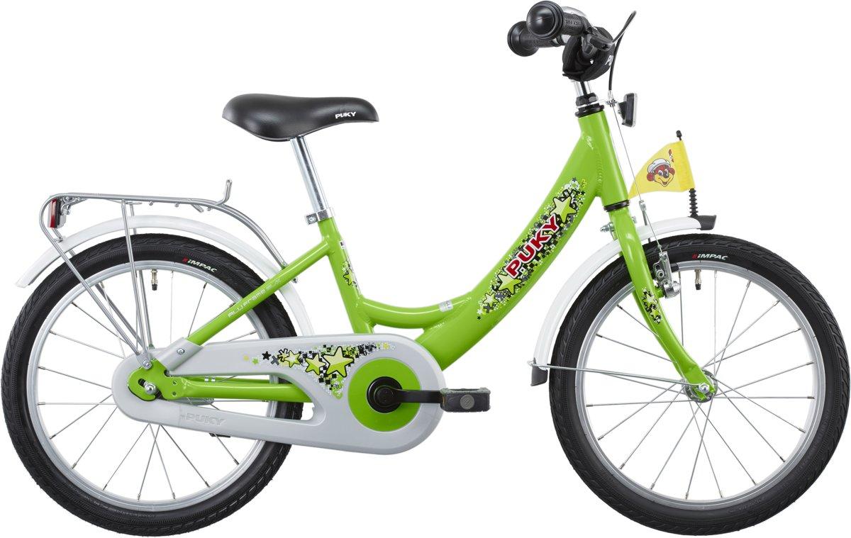 PUKY Kinderfiets ZL18 Alu - Kiwi groen