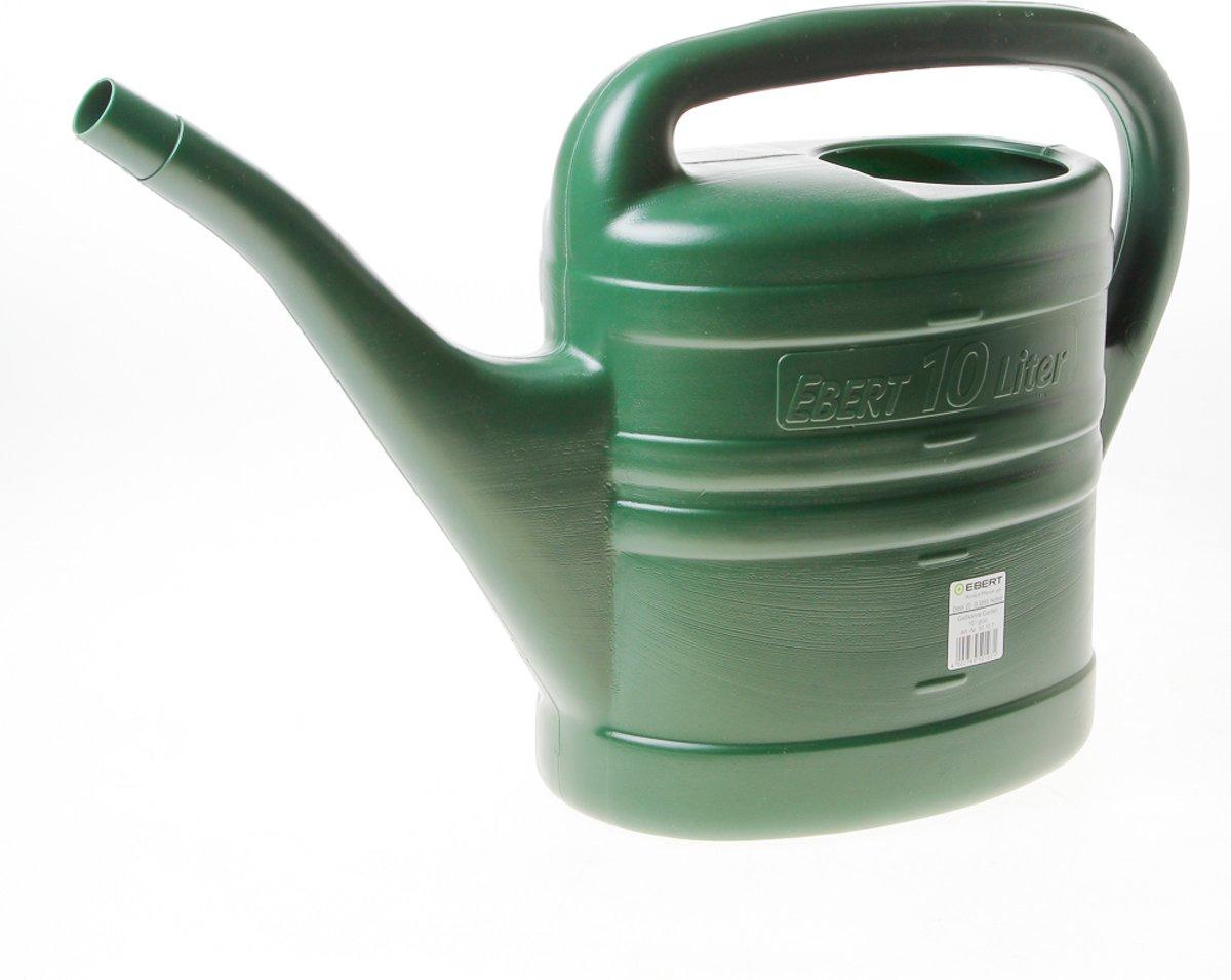 Gieter kunsstof groen 10 ltr + broes - MM929010