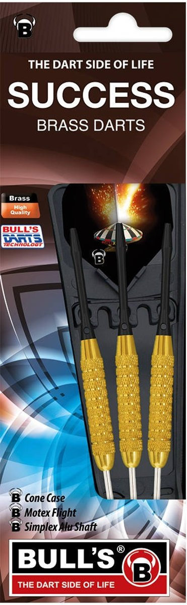 Bull?s dartpijlen Success Steeltip 21 gram