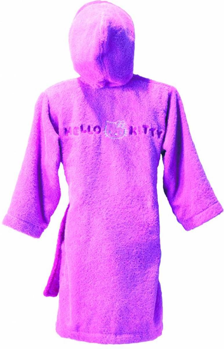 - badjas - 6 / 8 jaar (110-128 cm) - roze