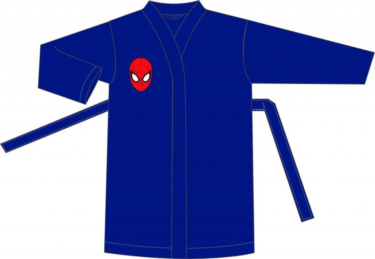 Peter - badjas - 2/4 jaar - blauw