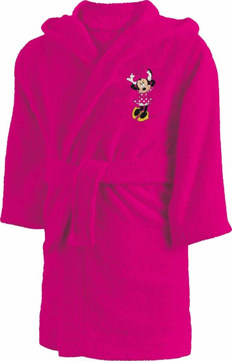 Disney coeur - badjas - 2/4 jaar - roze