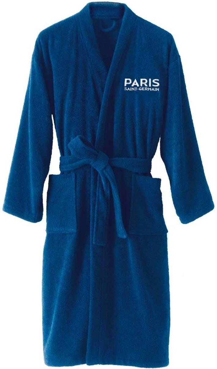 Paris Saint Germain Magique - Badjas met capuchon - 6 / 8 jaar - Blauw