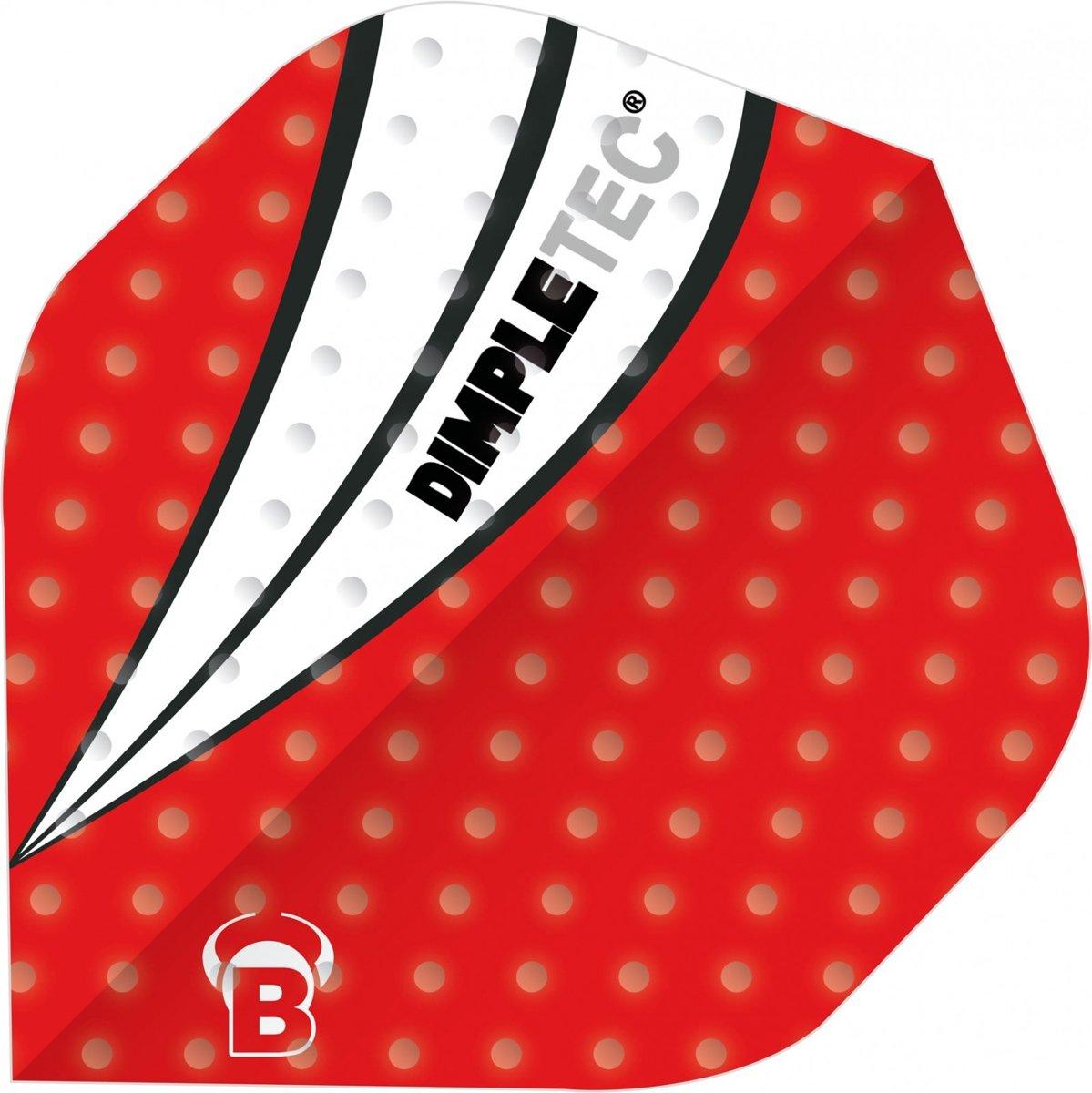 Bull?s Flights Dimpletec B-standard 100 Micron Rood