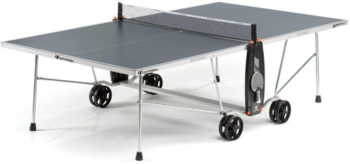Cornilleau Sport 100S Outdoor Crossover Grijs Tafeltennistafel