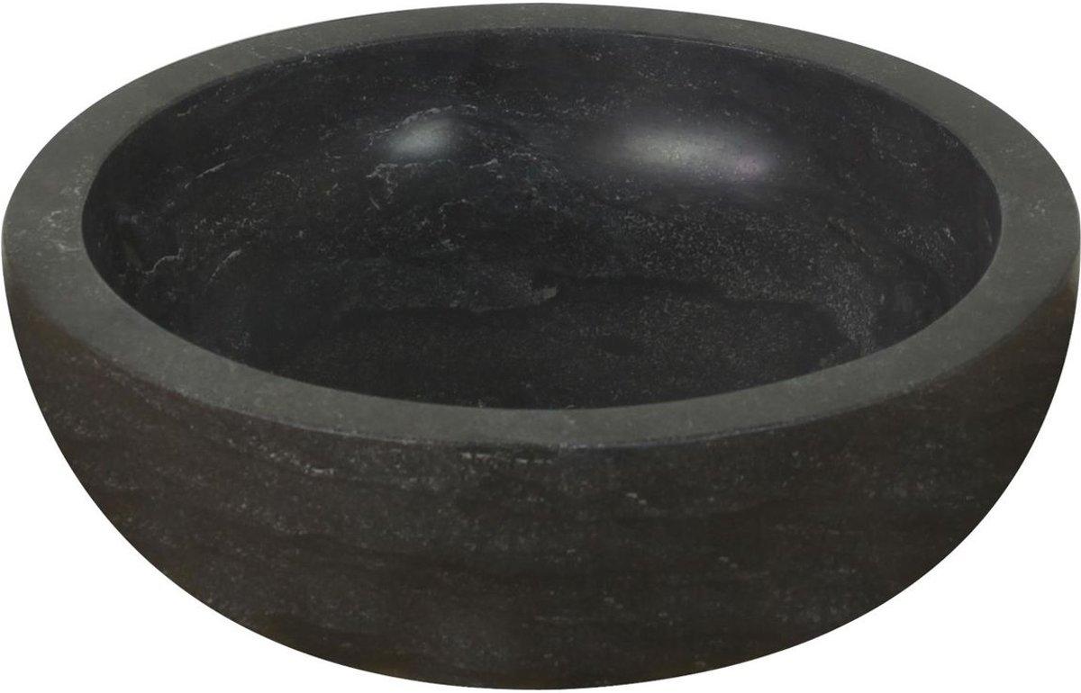 Natuursteen waskom BE-006  40x15cm