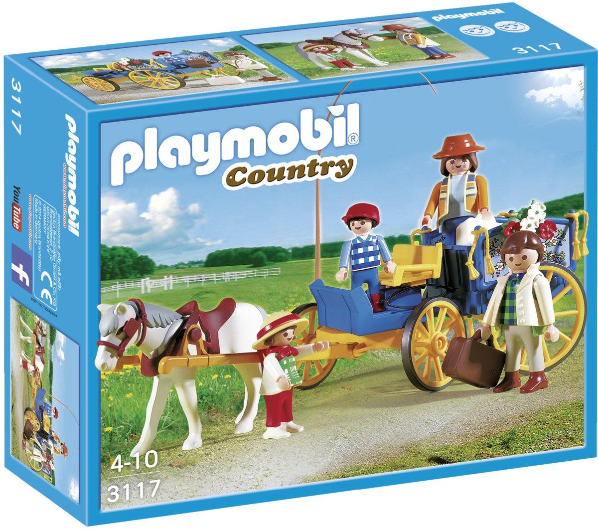 PLAYMOBIL Paardenspan - 3117
