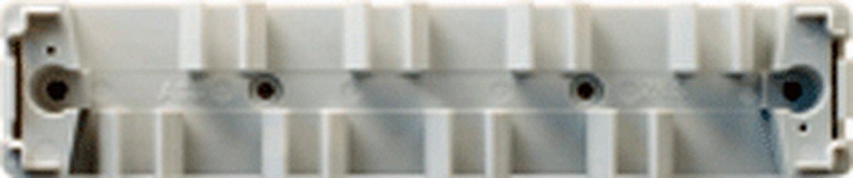 WALR dubb pijpbeugel BIS 350, uitw buisdiam 22mm