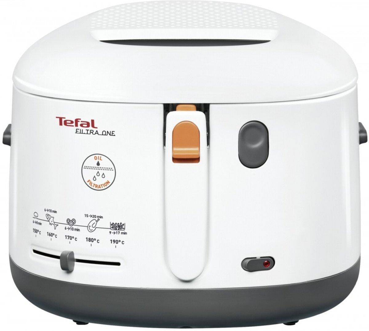 Tefal One Filtra  FF 1631 Frituurpan