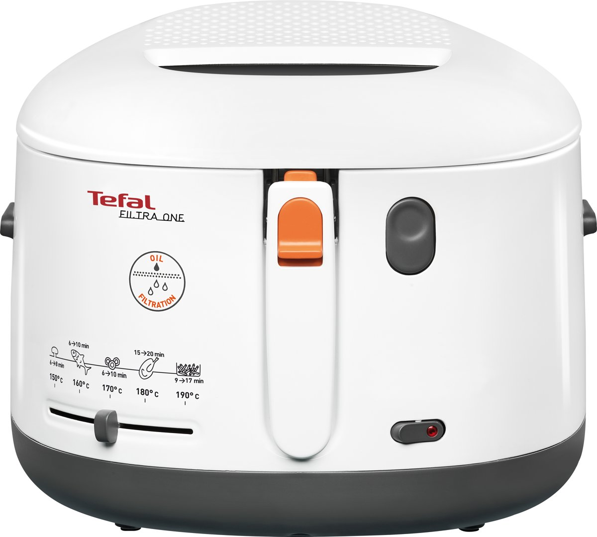Tefal FF1621 friteuse wit