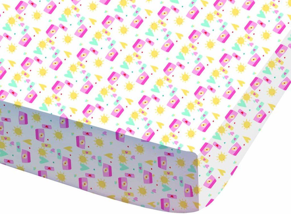 Disney Sunshine - Hoeslaken - Eeneprsoons - 90 x 190/200 cm - Multi