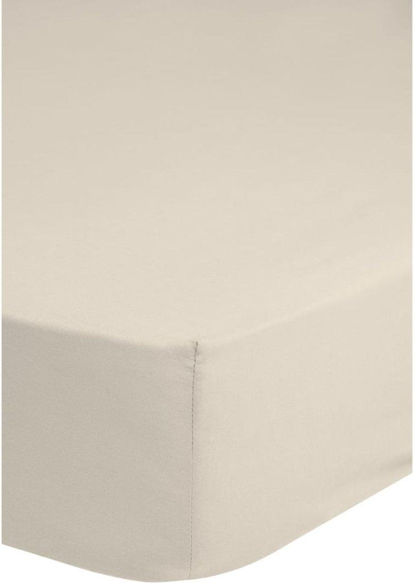 Jersey Hoeslaken Emotion Ecru-80/90 x 200 cm