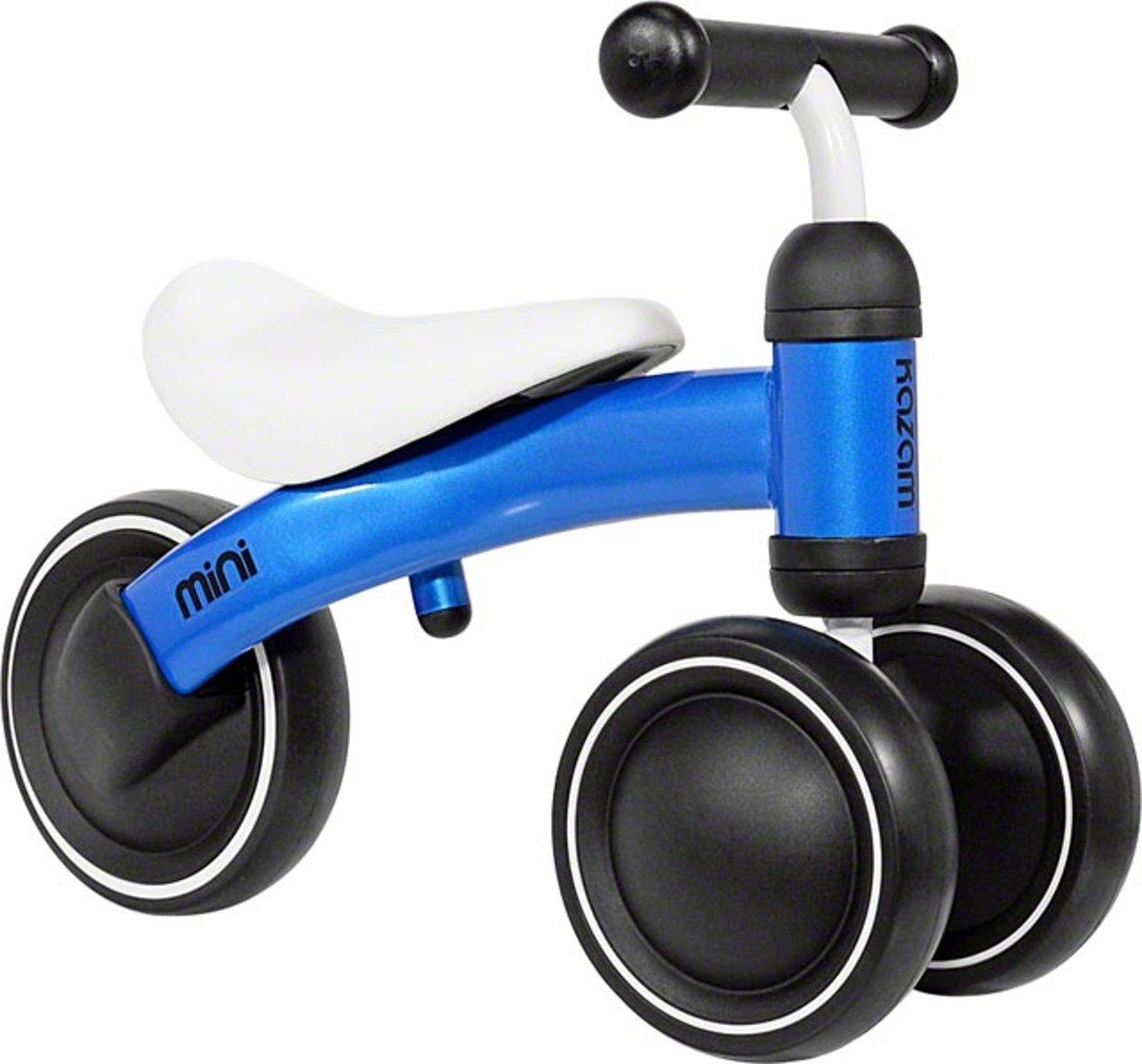 Weeride Kazam Mini - Loopfiets - Jongens en meisjes - Blauw