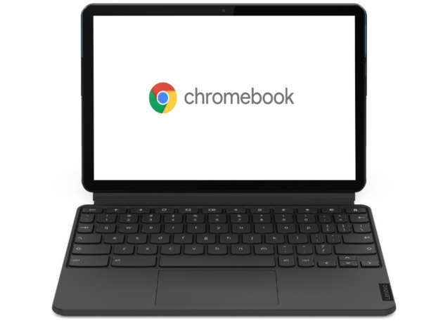 Lenovo Ideapad Duet Chromebook CT-X636F ZA6F0027NL - 10.1 Inch