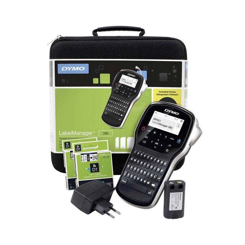 Labelprinter Dymo labelmanager LM280 qwerty Kit
