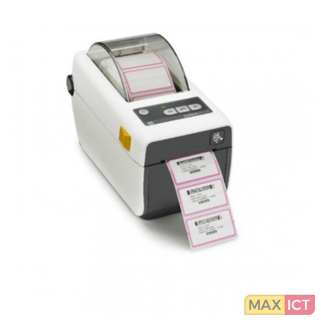 Zebra ZD410. Printtechnologie: Direct thermisch, Maximale resolutie: 300 x 300 DPI, Printsnelheid (metrisch): 102 mm/sec. Connectiviteitstechnologie: Bedraad en draadloos, Wi-Fi-standaarden: IEEE 802.11ac. Intern geheugen: