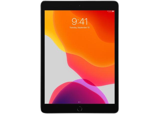 Apple iPad (2019) - 10.2 inch - WiFi + 4G - 32GB - Spacegrey