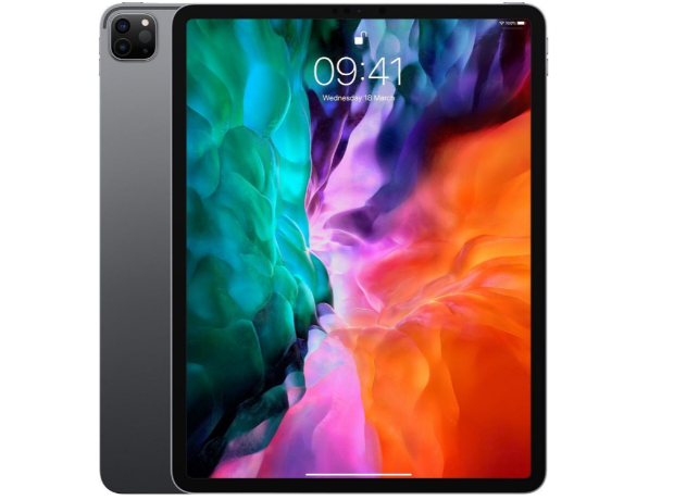 Apple iPad Pro (2020) - 12.9 inch - WiFi - 1TB - Spacegrijs