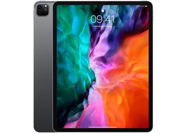Apple iPad Pro (2020) - 12.9 inch - WiFi - 128GB - Spacegrijs