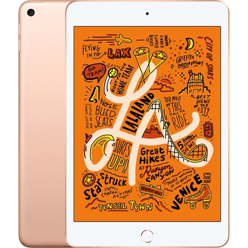 Apple iPad mini Wi-Fi 256GB (Goud)