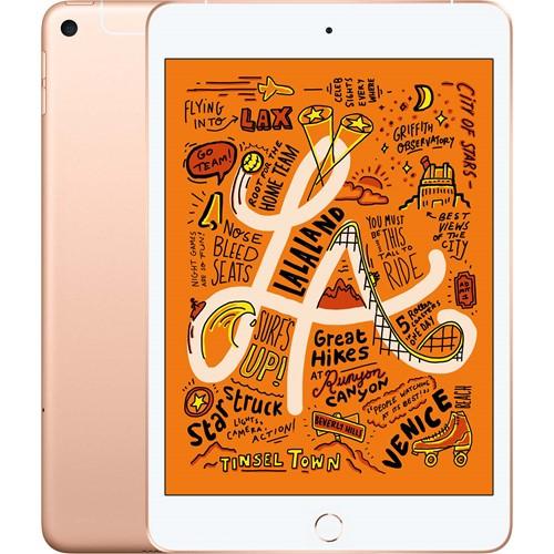 Apple iPad mini Wi-Fi + Cellular 64GB (Goud)