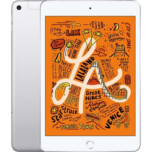 Apple iPad mini Wi-Fi + Cellular 256GB (Zilver)