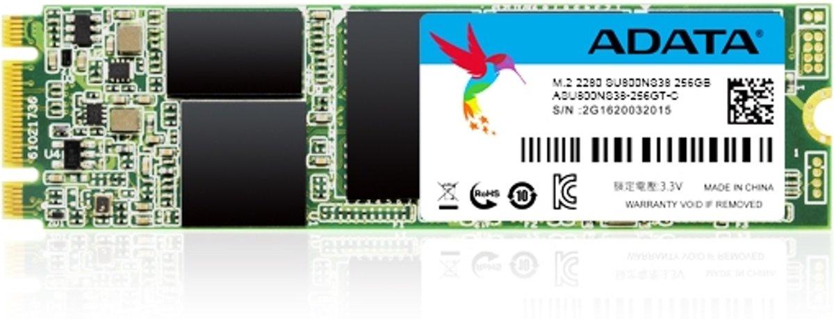 ADATA SU800 M.2 SATA III Interne SSD 256GB