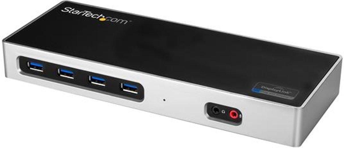 USB-C / USB 3.0 Docking Station Dual 4K