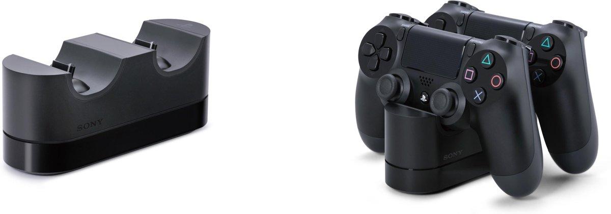 Sony PlayStation - Dualshock Dubbel Docking Station - PlayStation 4