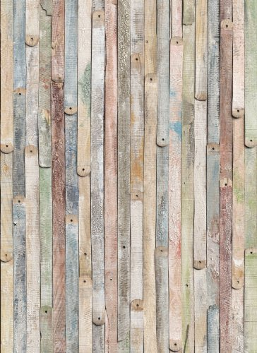 Komar Fotobehang Vintage Wood 184x254 cm 4-910