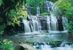 Komar Fotobehang Pura Kaunui Falls 368x254 cm 8-256