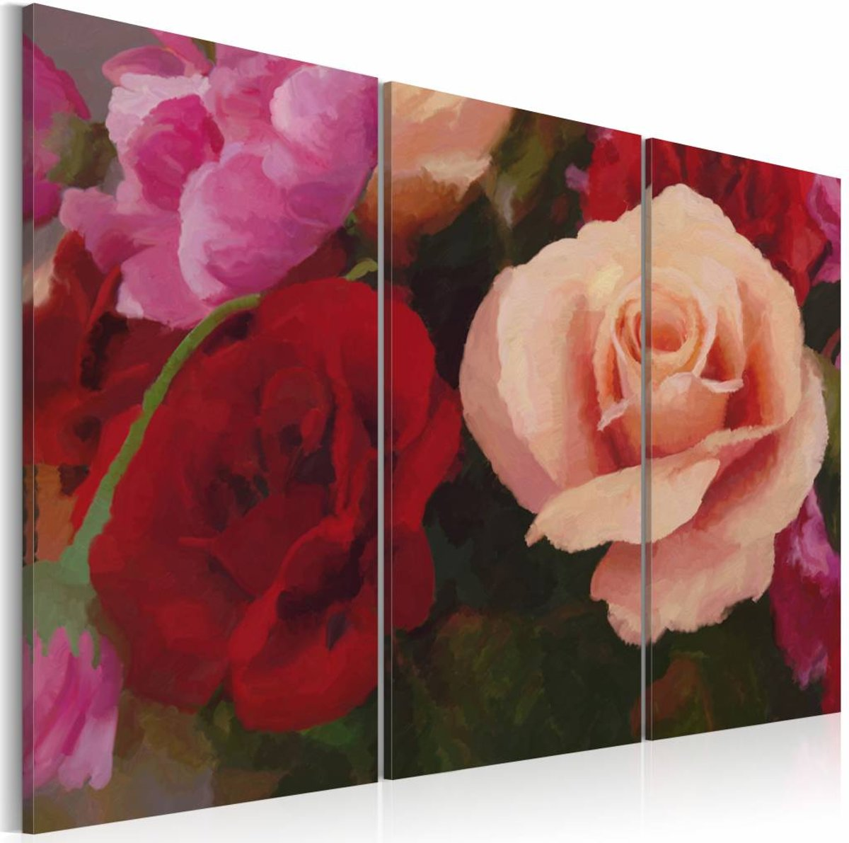 Schilderij - Perfect in every inch - 120x80