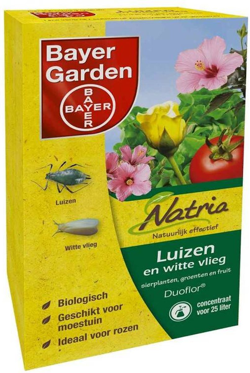 Bayer Natria Duoflor concentraat 250 ml