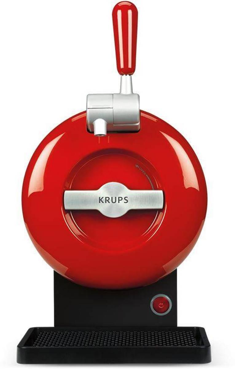 Krups - THE SUB Rouge Edition - Biertap