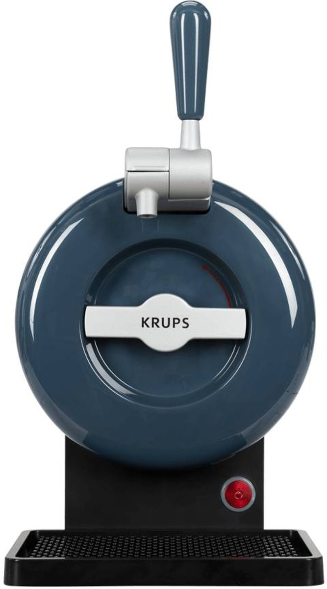 Krups - THE SUB Grey Edition - Biertap