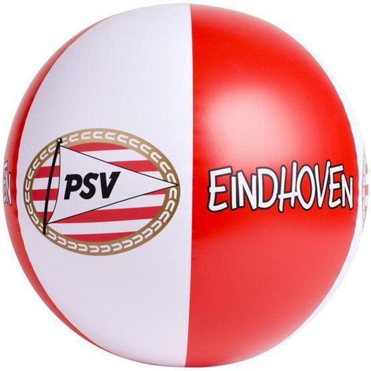 PSV Voetbal - Strand - Logo - Rood