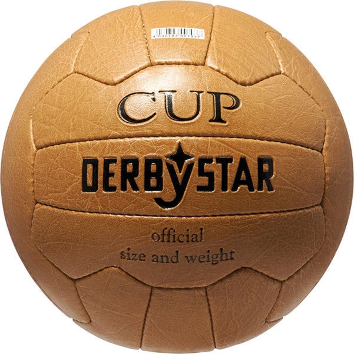 Derbystar VoetbalVolwassenen - bruin