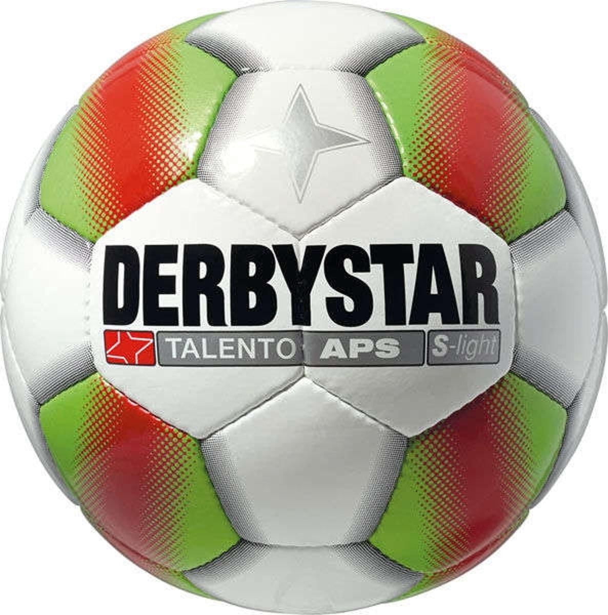 Derbystar Voetbal Talento APS S-Light Wedstrijdbal