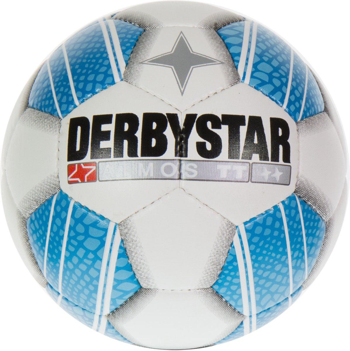 Derbystar VoetbalVolwassenen - blauw/wit