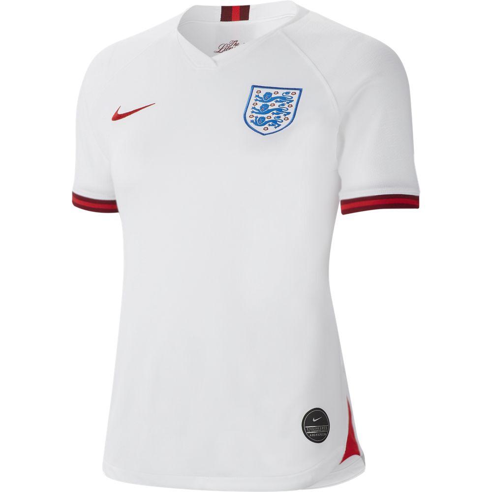 Nike Engeland Thuisshirt Vrouwen 2019-2020