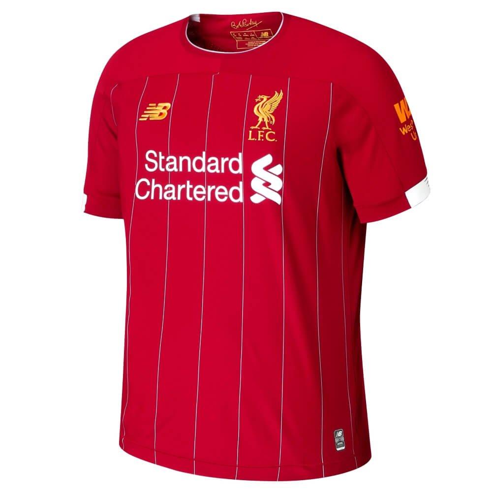 New Balance Liverpool FC Thuisshirt 2019-2020