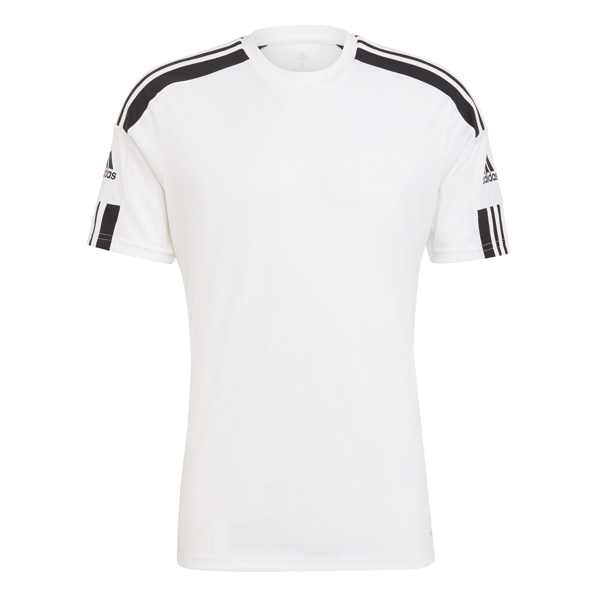 adidas Squadra 21 Voetbalshirt Wit Zwart