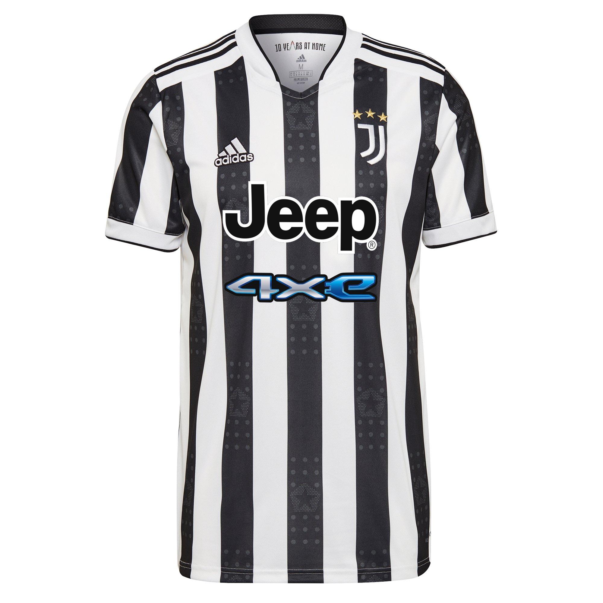 adidas Juventus Thuisshirt 2021-2022