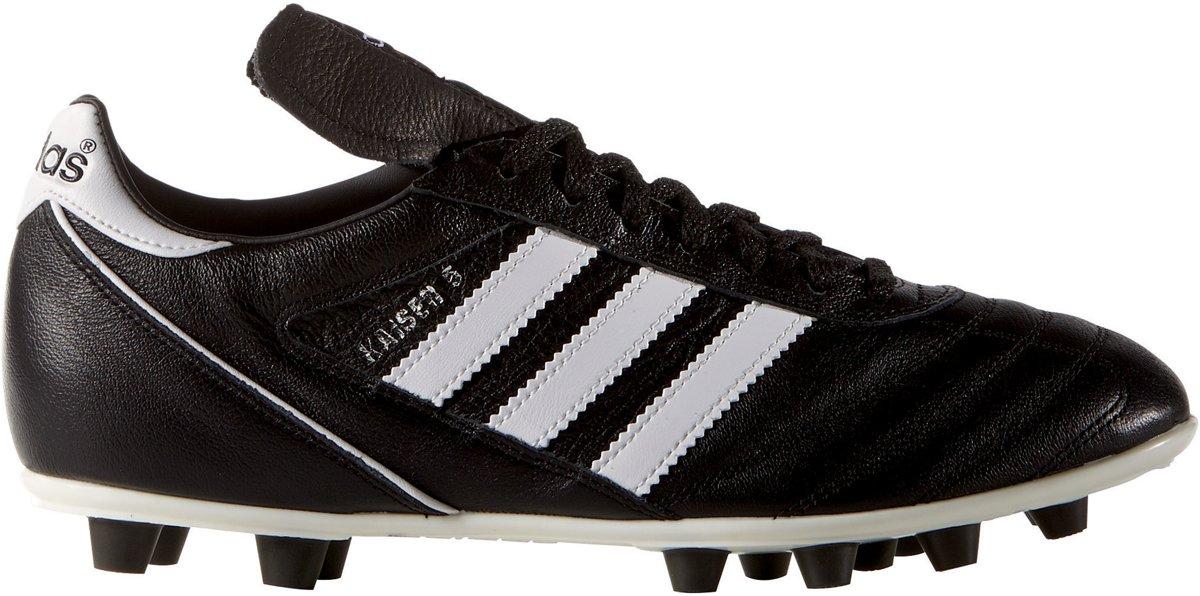 Adidas Voetbalschoenen Kaiser 5 Liga FG zwart/wit